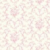 291-71001-Pink Mini Floral Bouquet wallpaper