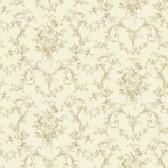 291-71007-Beige Mini Floral Bouquet wallpaper