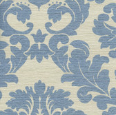 WC2019-Cream Patana Damask wallpaper