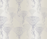 Vision VSN211023 - Taupe Bouquet wallpaper