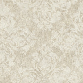 VIR98245 - Leia Bear Lace Damask Wallpaper