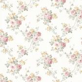 992-68359-Kristin Salmon Rose Trail wallpaper