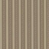 992-68365-Kendra Brass Scrolling Stripe wallpaper