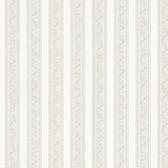 992-68366-Kendra Platinum Scrolling Stripe wallpaper