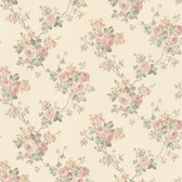 992-68369-Kristin Blush Rose Trail wallpaper