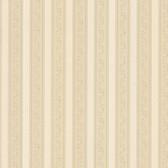 992-68371-Kendra Beige Scrolling Stripe wallpaper