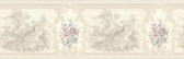 992B07578-Kris Lavender Aviary Cameo Fleur Border wallpaper