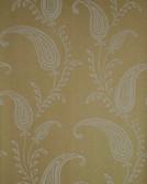 Verve Majidah Paisley Gold Wallpaper 59-54104
