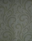 Verve Dante Swirl Spruce Wallpaper 59-54166