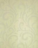 Verve Dante Swirl Sage Wallpaper 59-54171
