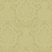 EK4127 - Ronald Redding 18 Karat II Laurens Olive Green Wallpaper