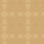 EK4143 - Ronald Redding 18 Karat II The Plaza Metallic Gold Wallpaper
