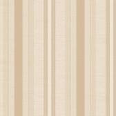 EK4240 - Ronald Redding 18 Karat II Boxhill Stripe Brown-Off-White Wallpaper