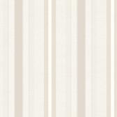 EK4242 - Ronald Redding 18 Karat II Boxhill Stripe White-Baby Pink Wallpaper