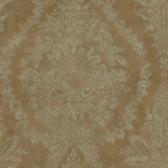 HS7956 - Ronald Redding 18 Karat II Charleston Pearlescent Gold Wallpaper
