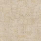 KA5234 - Ronald Redding 18 Karat II Mirage Taupe-Cream Wallpaper