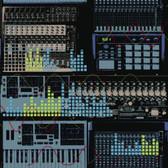 ZB3139 Boys Will Be Boys Sound Studio Wallpaper