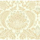 BLOOMSBURY (DAMASK) RRD0733 WALLPAPER