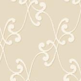 Sculptured Surfaces II Juliet Latte Wallpaper SS2242