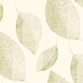 Sculptured Surfaces II Camille Lime Wallpaper SS2261
