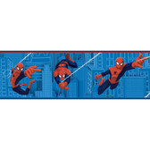ZB3257BD Boys Will Be Boys Ultimate Spiderman Border