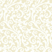 Sculptured Surfaces Calabash Beige Wallpaper RD3517