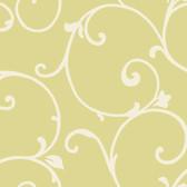 Sculptured Surfaces Malabar Lime Wallpaper RD3586