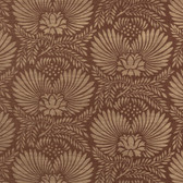 Designer Resource Grasscloth & Natural GR1017 DAHLIA wallpaper