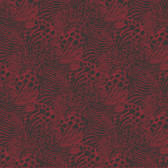 Natural Instincts Camouflage Garnet Wallpaper NT8985