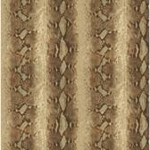 Natural Instincts Python Peanut Wallpaper NT8990