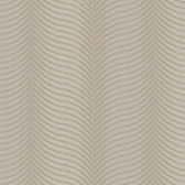 Natural Instincts Herringbone Silver-Gray Wallpaper NT9020
