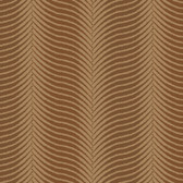Natural Instincts Herringbone Sienna-Pecan Wallpaper NT9021