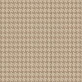 Houndstooth Tyler Cedar Wallpaper ML1234