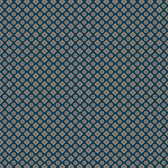 Houndstooth Hampton Spruce Wallpaper ML1281
