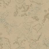 Houndstooth Navigator Linen Wallpaper ML1330