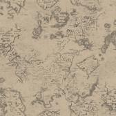 Houndstooth Navigator Ash Wallpaper ML1332