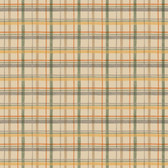 ZB3412 Boys Will Be Boys Washy Plaid Wallpaper
