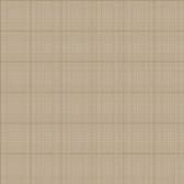 Houndstooth Harris Plaid Mocha Wallpaper ML1350
