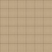 Houndstooth Harris Plaid Flaxen Wallpaper ML1351