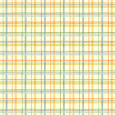 ZB3414 Boys Will Be Boys Washy Plaid Wallpaper-Cream, Gold, Blue