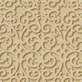 TD4727 Dimensional Effects Fortuna Sand Wallpaper