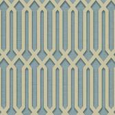 TD4796 Dimensional Effects Oriana Aegean wallpaper