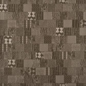 Embossed Textures Brown Wallpaper HT2062