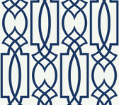 Watercolors CM2383 LARGE LATTICE  Wallpaper