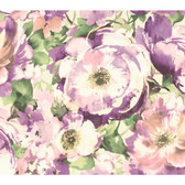 Watercolors WT4502 WATERCOLOR POPPY  Wallpaper