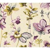 Watercolors WT4540 WHIMSICAL GARDEN  Wallpaper