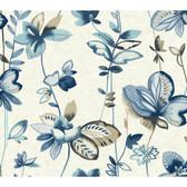 Watercolors WT4541 WHIMSICAL GARDEN  Wallpaper
