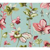 Watercolors WT4542 WHIMSICAL GARDEN  Wallpaper