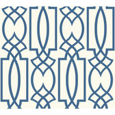 Watercolors WT4606 LARGE LATTICE  Wallpaper