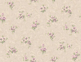 Callaway Cottage CT0812 Full Floral Scroll Wallpaper